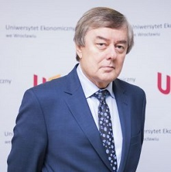 prof.Bogusław Fiedor